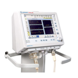Schiller Graphnet Advance Universal Ventilator