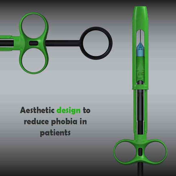 Securinject Single Use Syringe For Dental Anaesthesia 4