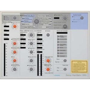 Siemens 300 Servo Ventilator 1