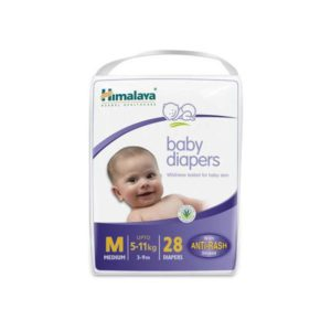 Himalaya Baby Diapers Medium