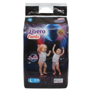 Libero Pants Large 36s