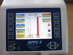 Nippy 3 Portable Respiratory Ventilator