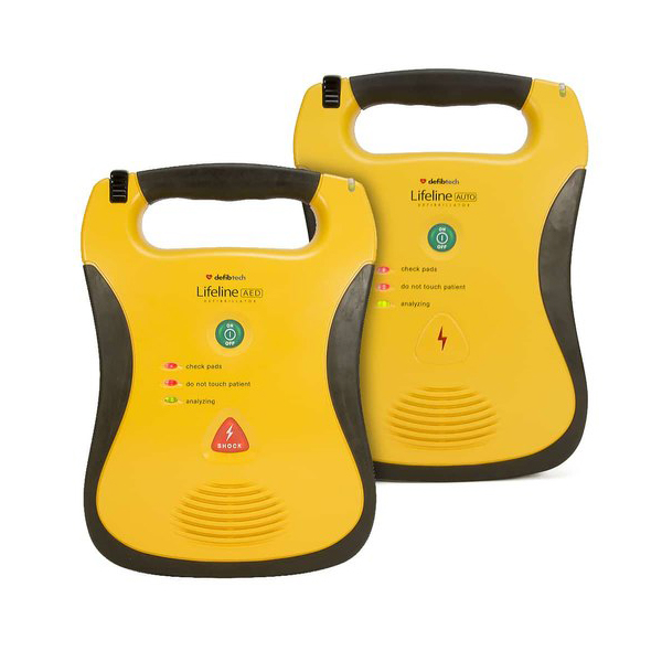 AED – Automated External Defibrillator 2