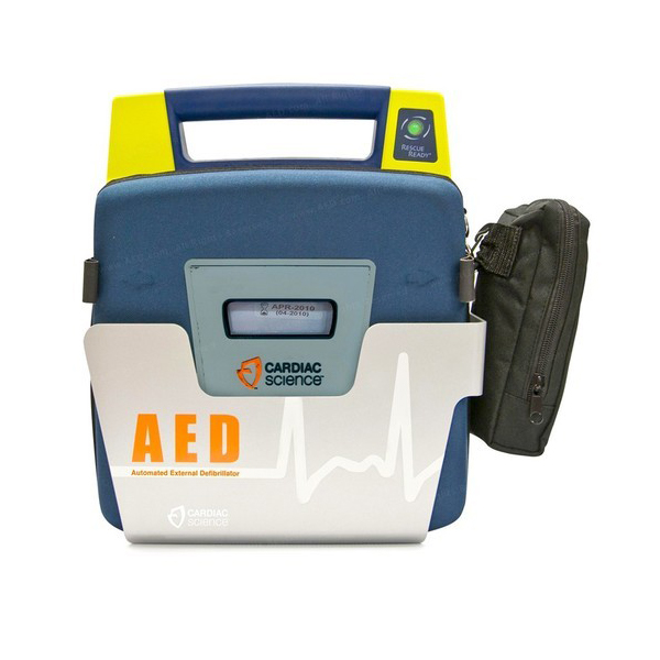 AED – Automated External Defibrillator 4