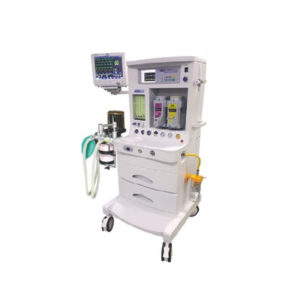 Allied Anesthesia Machine And Workstation 1
