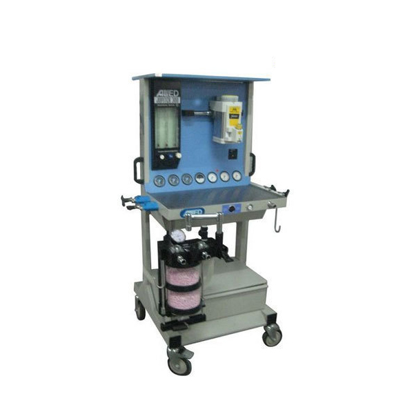 Allied Anesthesia Machine And Workstation 2