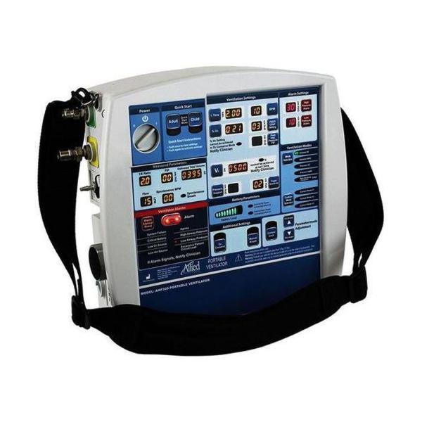 Allied Healthcare AHP300 Transport Ventilator 1