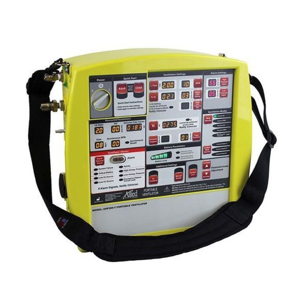 Allied Healthcare AHP300 Transport Ventilator 2