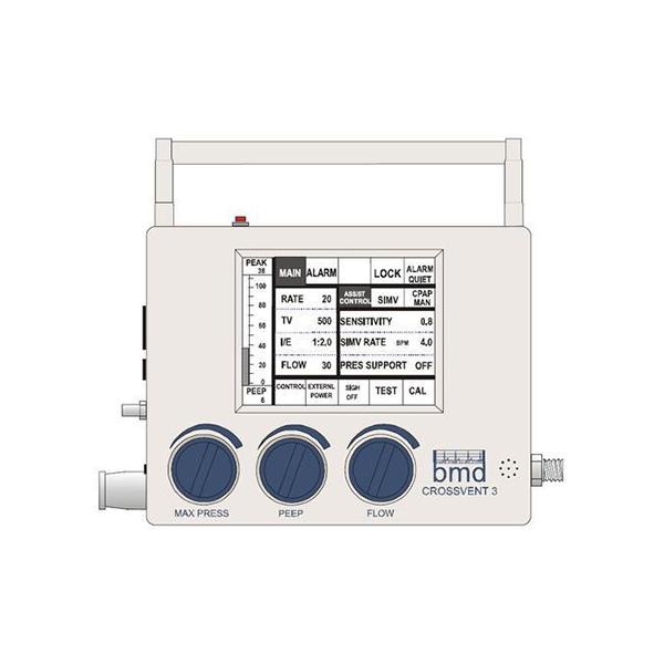 Biomed Crossvent 4 Ventilator 2