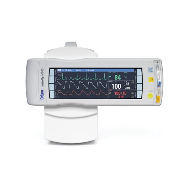 Draegar Infinity M540 With C 700 Patient Monitor Refurb 4