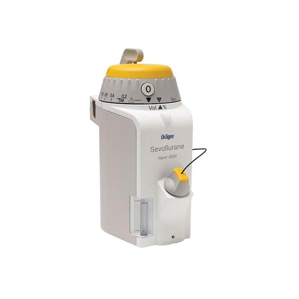 Drager Anesthesia Vaporizer Sevoflurane And Isoflurane Gas Mount 1 2