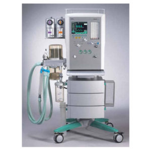 Fritz Stephen GmbH Akzent Color Anesthesia Machine 1