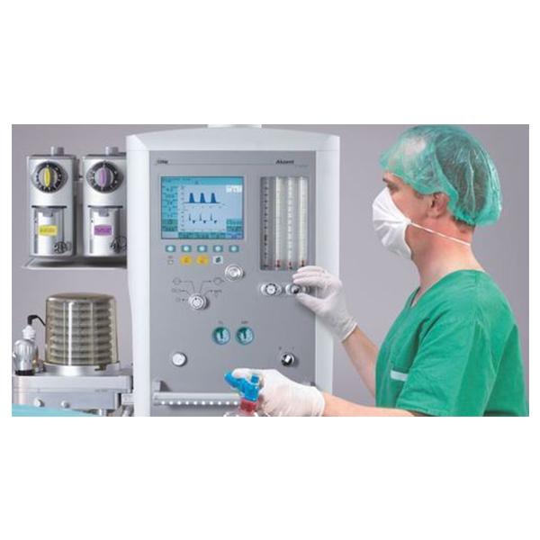 Fritz Stephen GmbH Akzent Color Anesthesia Machine 2