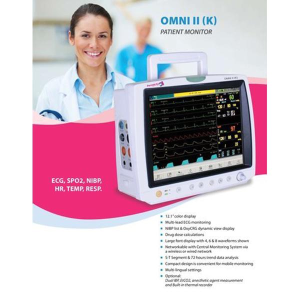 Infinium Medical Patient Monitor 1 1