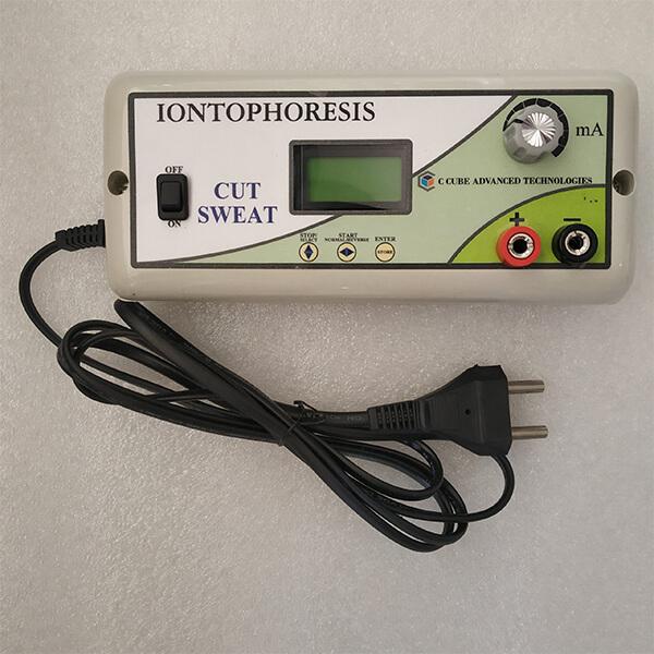 Iontophoresis Machine CUT SWEAT 3