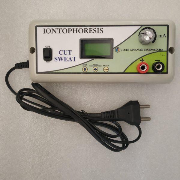 Iontophoresis Machine- CUT SWEAT