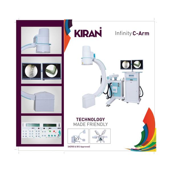 Kiran Infinity C Arm Machine 3 1