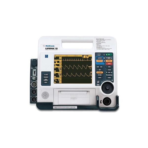 Lifepak 12 Defibrillator And Monitor 1 1