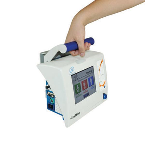 Magnamed Oxymag Transport Ventilator 1