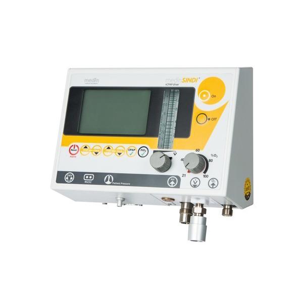 Medin Neonatal CPAP Machine A Hamilton Company