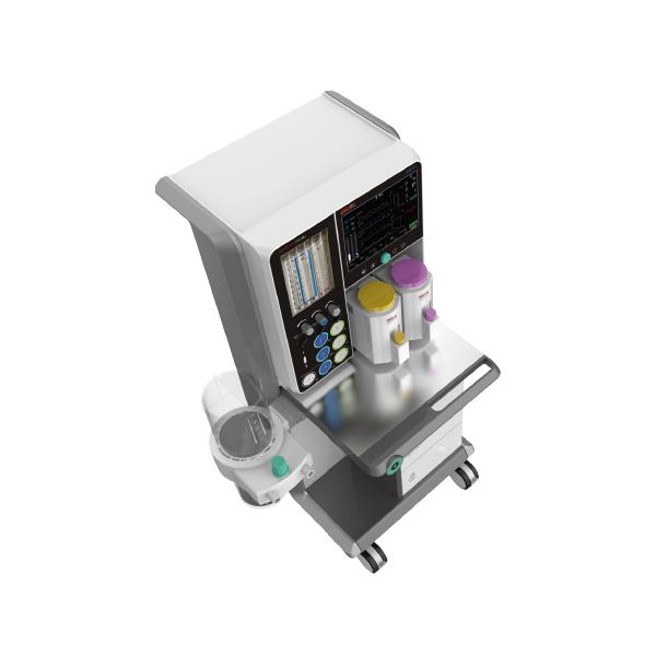 Medion Healthcare Asteros Royale Anesthesia Machine 4