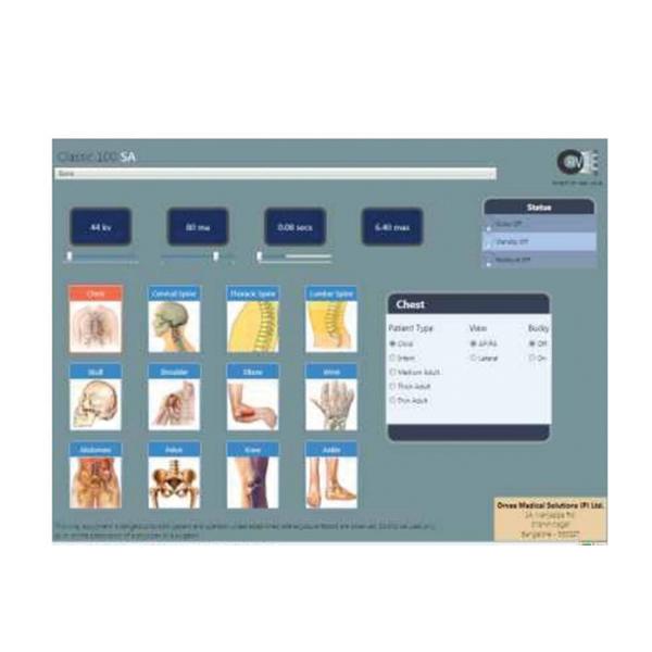 Orvee Medical X Ray Machine 2