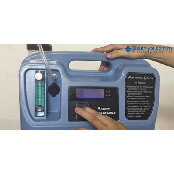 Oxyflow 5LPM Oxygen Concentrator 2 1