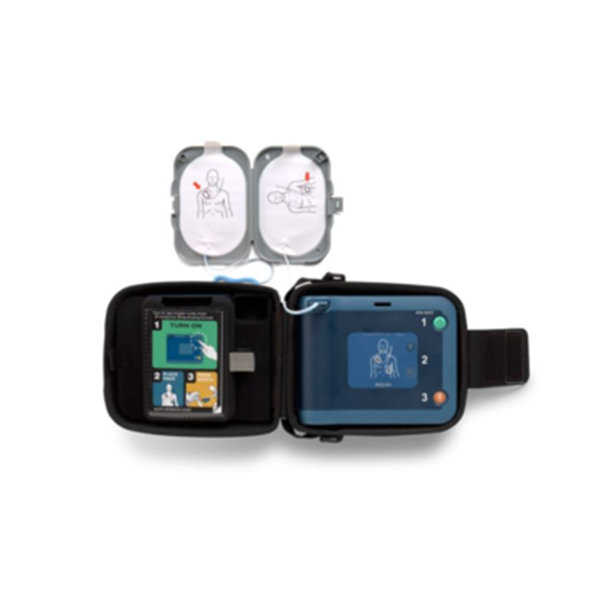 Philips HeartStart FRx AED Defibrillator 3