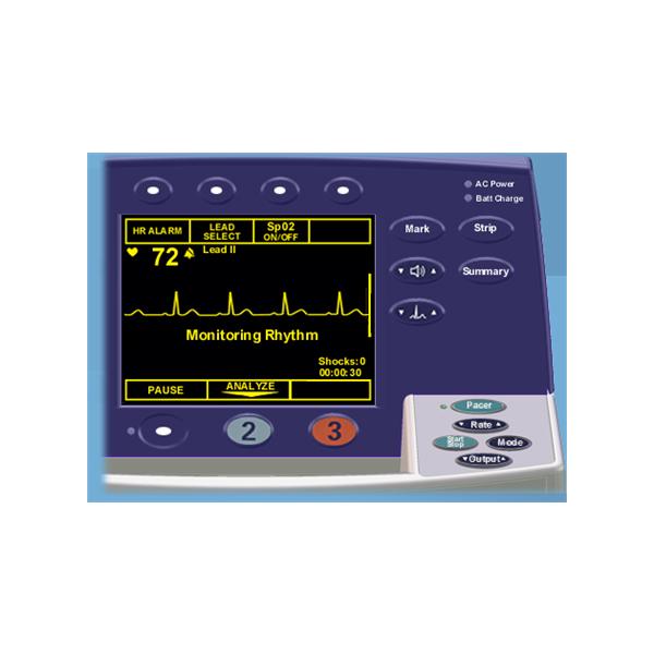 Philips HeartStart XL Defibrillator 1 1