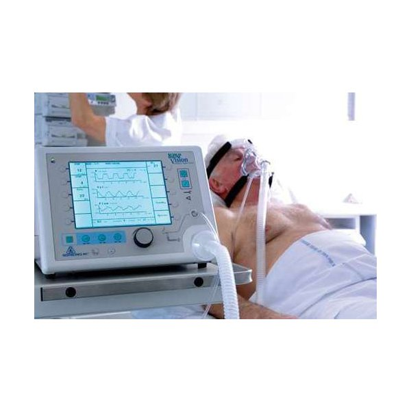 Philips Respiration BiPAP Vision Ventilatory Support System 3