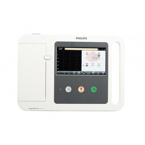 Philips TC10 ECG Machine