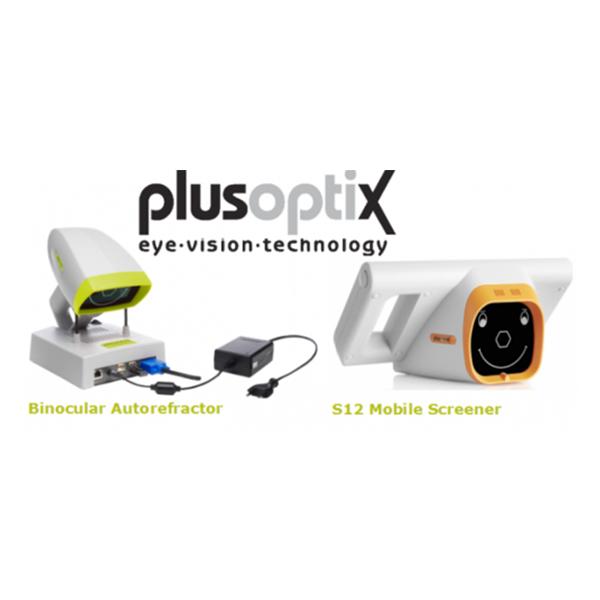 Plusoptix Vision Screen Equipment
