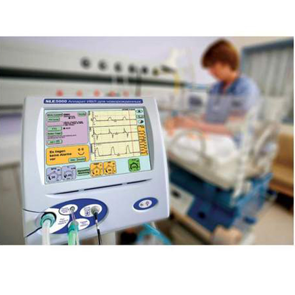 SLE 5000 Neonatal Ventilator With High Frequency Oscillation 3