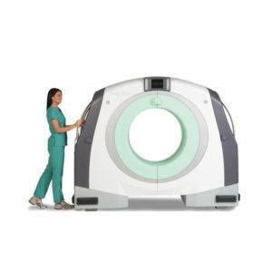 Samsung Neurologica Portable Full Body 32 Slice CT Scanner 1