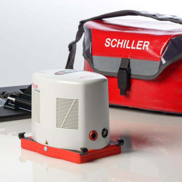 Schiller Automatic Cardiac Resuscitation Device 1 1
