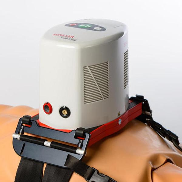 Schiller Automatic Cardiac Resuscitation Device 2