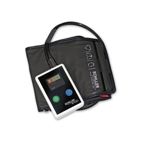 Schiller BR 102 Plus Ambulatory Blood Pressure Monitoring ABPM 2
