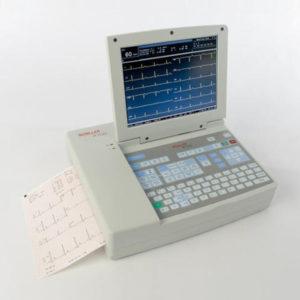 Schiller Cardiovit AT 10 Plus ECG Machine Imported