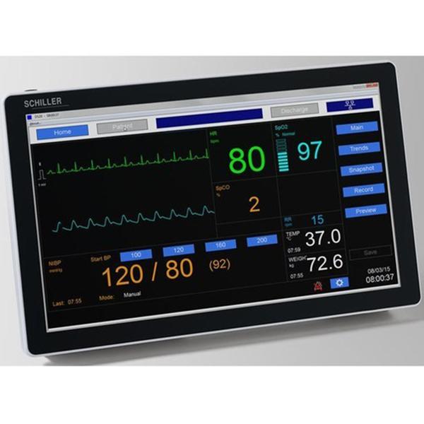 Schiller DS20 Diagnostic Station 3
