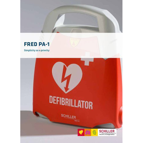 Schiller Fred PA 1 AED System