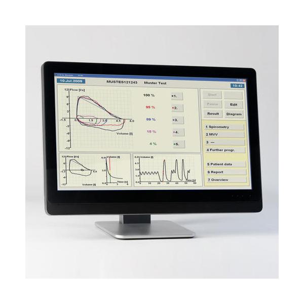 Schiller Spirovit SP 1 Spirometer 3 2