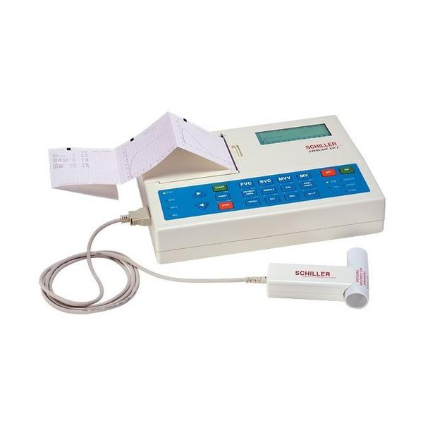 Schiller Spirovit SP 1 Spirometer 4