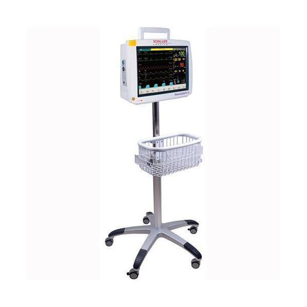Schiller Tranquility II Touchscreen Patient Monitor Imported 2 1