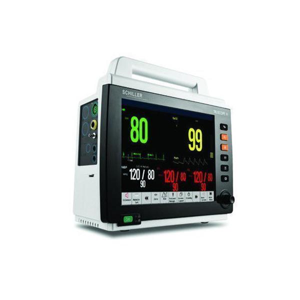 Schiller Truscope III Touchscreen Patient Monitor 1 2