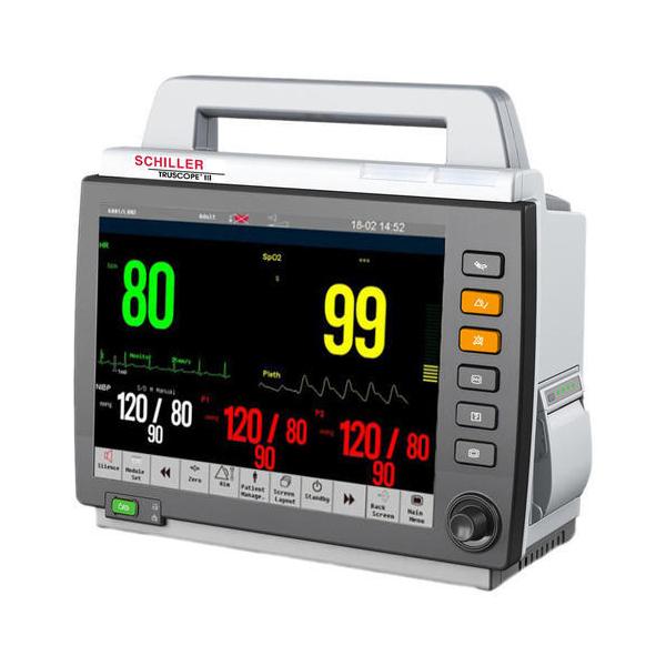Schiller Truscope III Touchscreen Patient Monitor 2