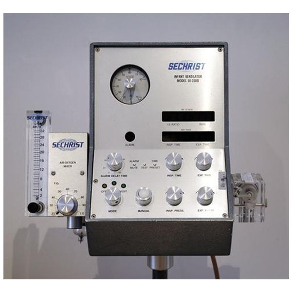 Sechrist IV 100B Infant Pediatric Ventilator 1 1