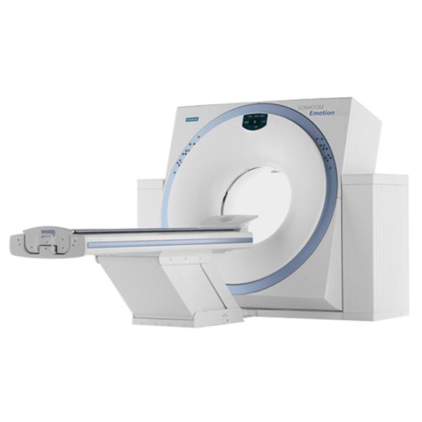 Siemens Dual Slice CT Scanner Preused 1