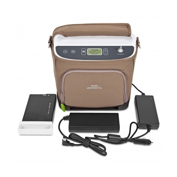 SimplyGo Portable Oxygen Concentrator 1