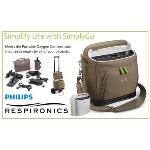 SimplyGo Portable Oxygen Concentrator 3