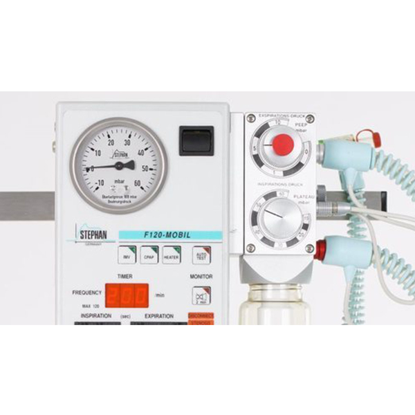 Stephen Neonatal Transport Ventilator F 120 Mobil 1
